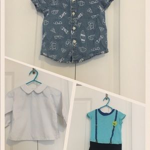 Bundle of 3 baby items- 6-9 months
